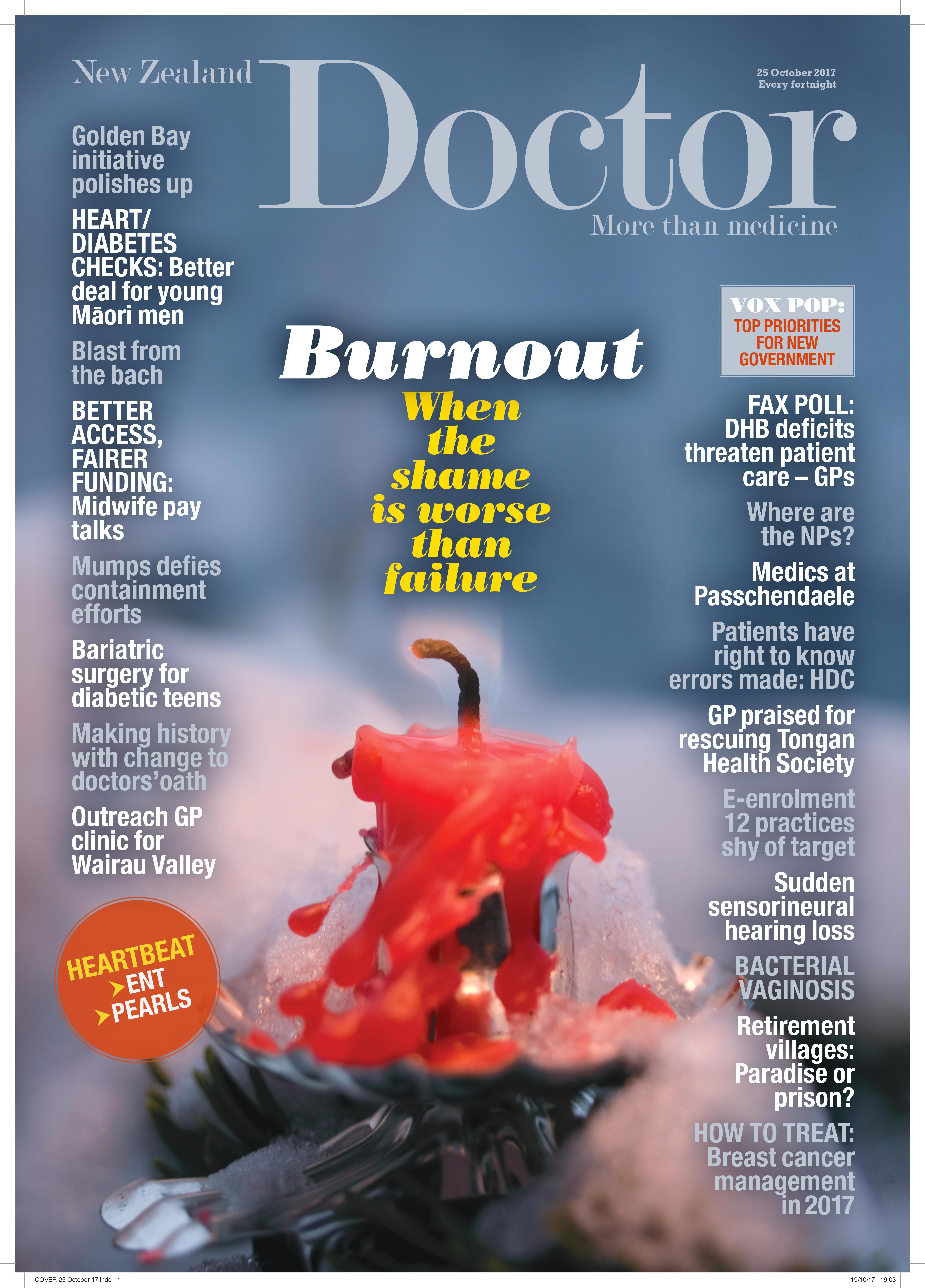 25 October 2017 cover
