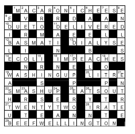 Bridgespotter's Cryptic Crosswords | New Zealand Doctor