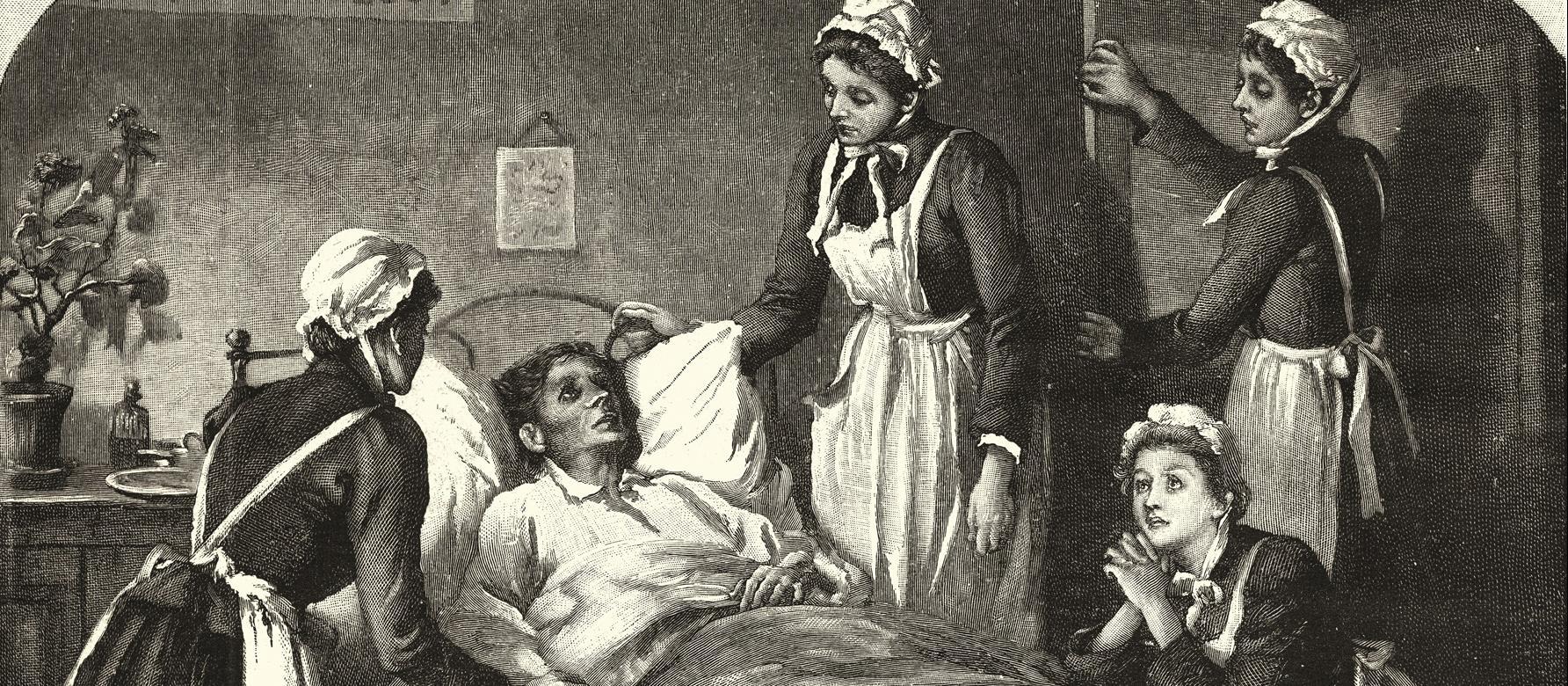 Nursing Care at RCH in the 1920s | Vintage nurse, Nursing