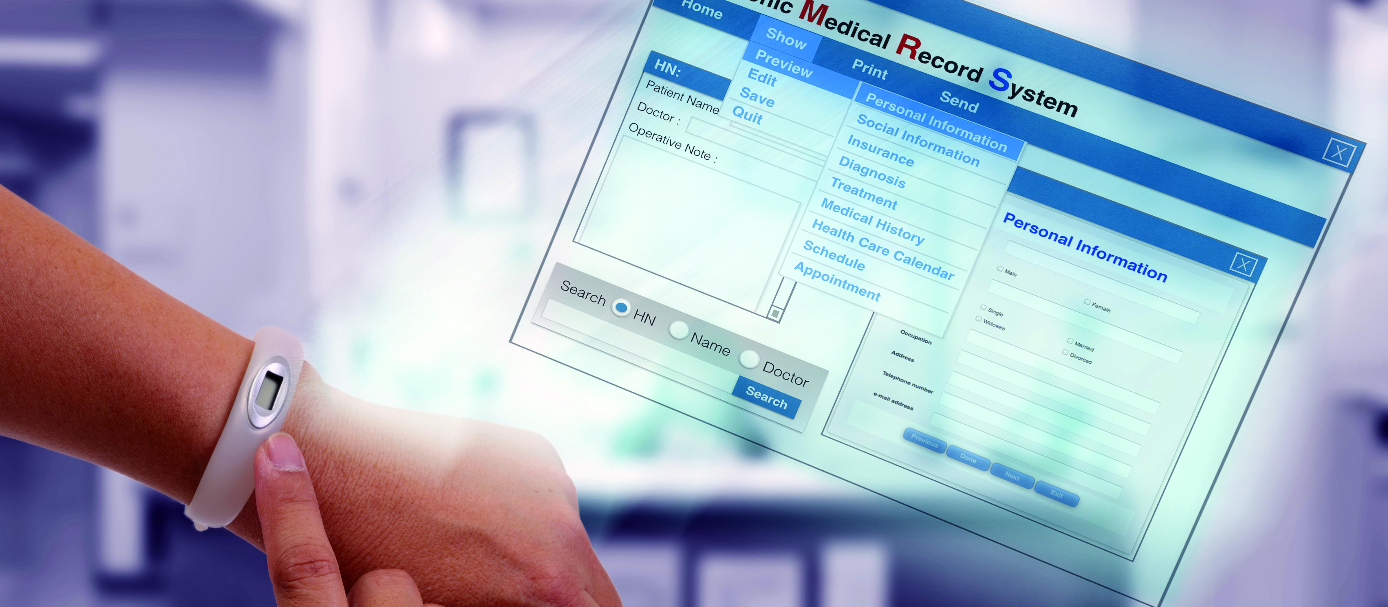 e-health records