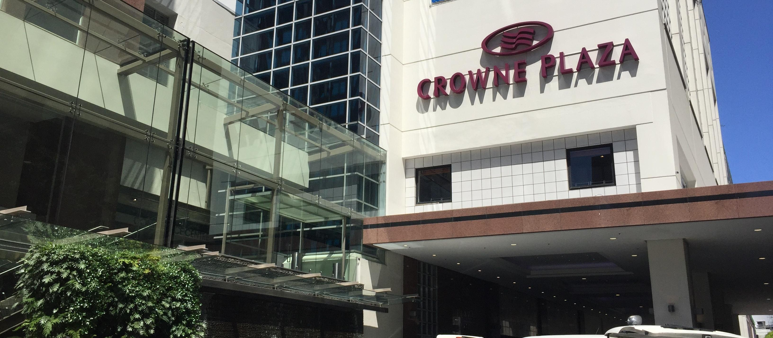 Crowne Plaza Hotel, Auckland