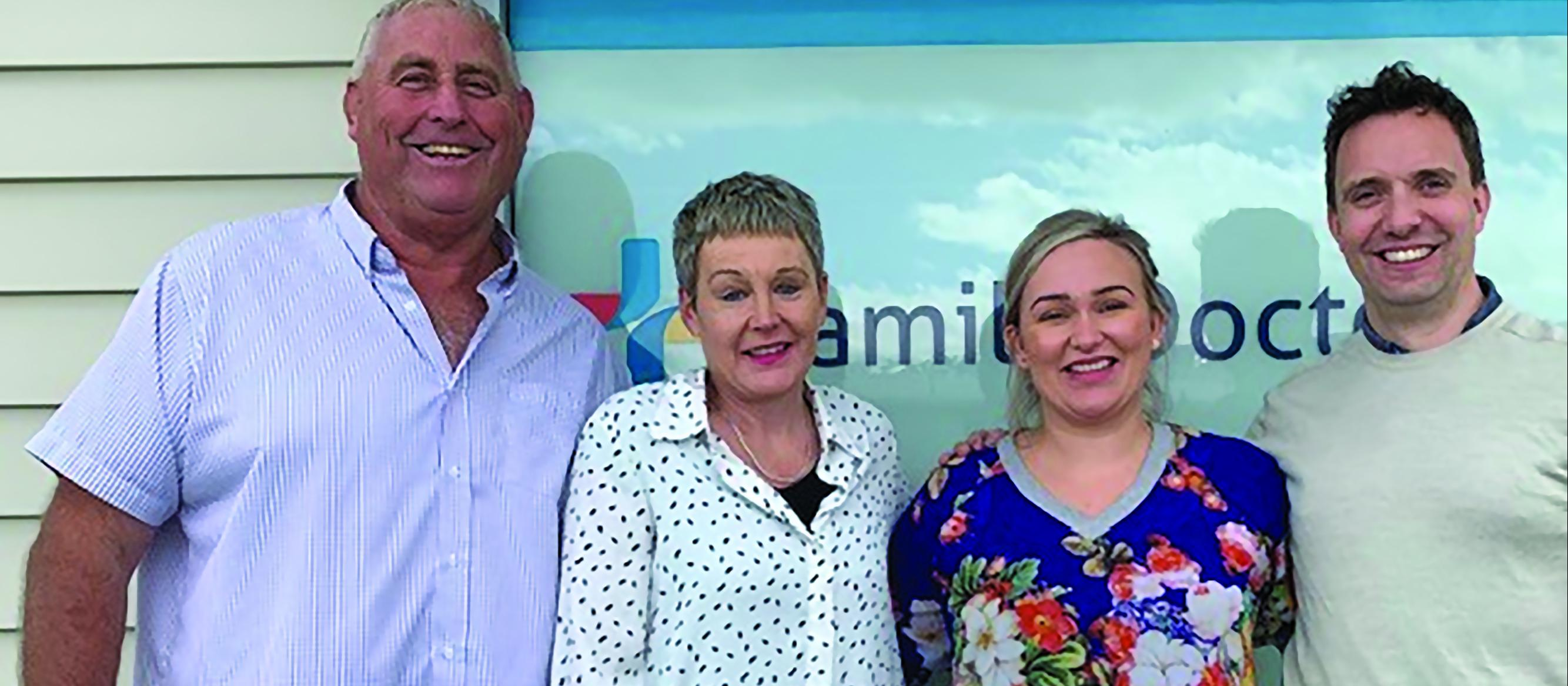 Junction Health practice owners