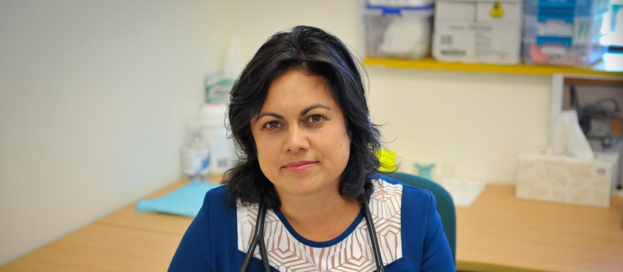 Dr Ayesha Verrall infectious diseases physician, epidemiologist OU Wellington