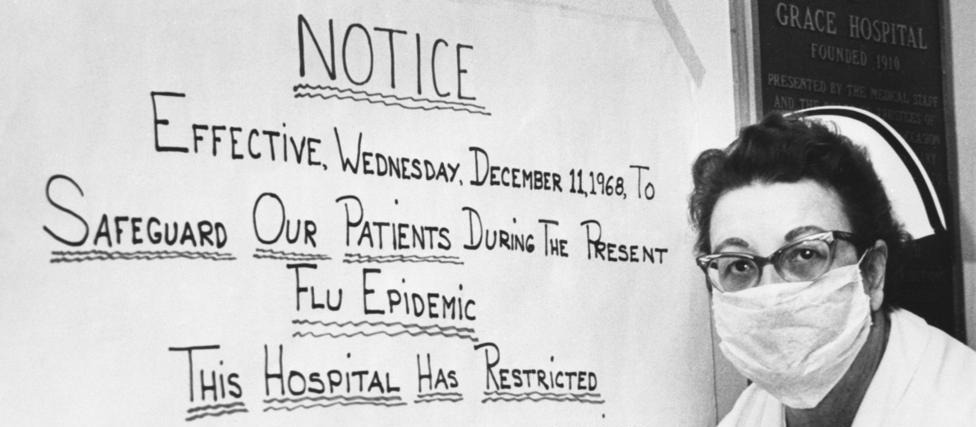 Hong Kong Flu notice