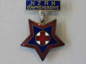 Nurses badge