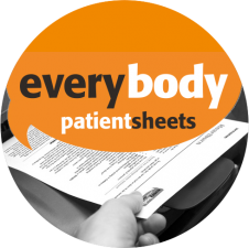 Everybody Patient Sheet Circle