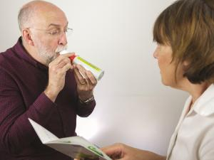 Spirometry can usefully demonstrate an obstructive ventilatory pattern