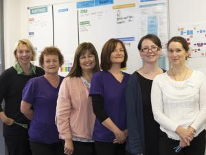 COURTENAY MEDICAL CENTRE TEAM