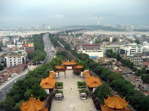 Wuhan city in China. Credit, Wiki Commons