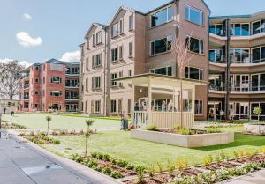 Ryman retirement village, residential aged care