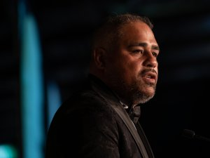 Peeni Henare at the NZPHA