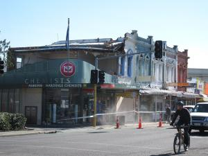 Shops damaged by the 2010 Christchurch Earthquake_Greg Hewgill_Wikimedia Commons
