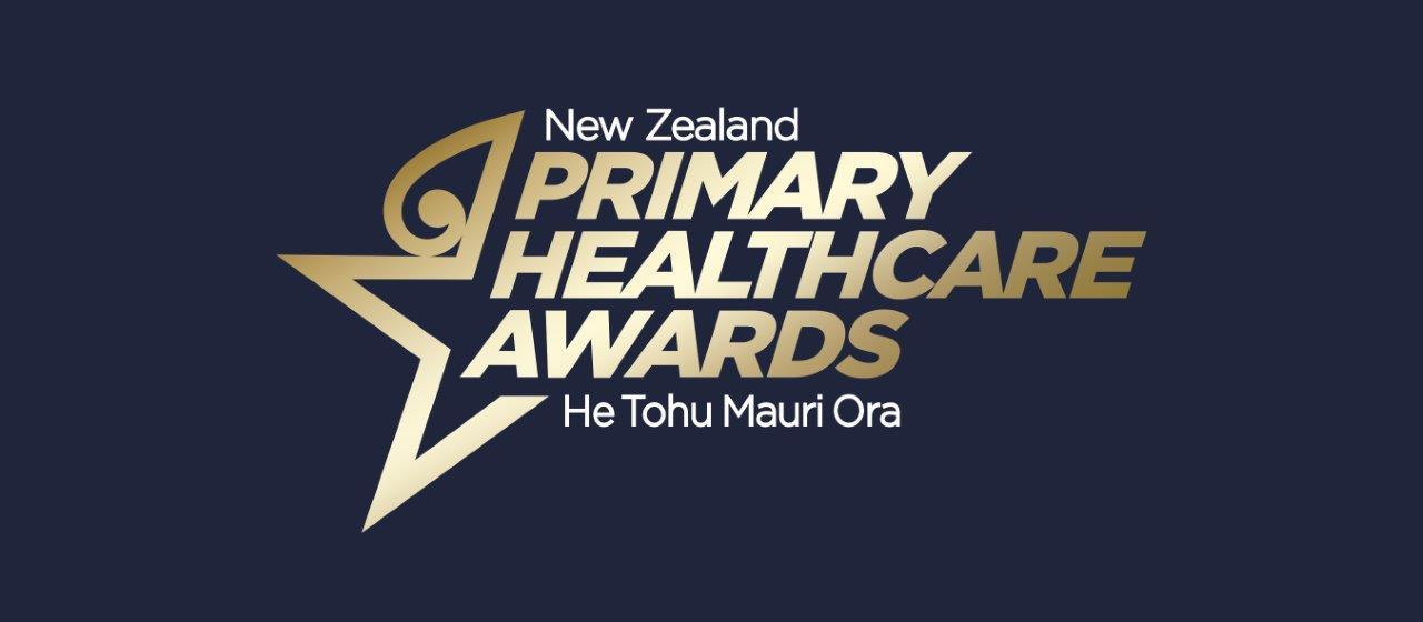 Logo for the New Zealand Primary Healthcare Awards