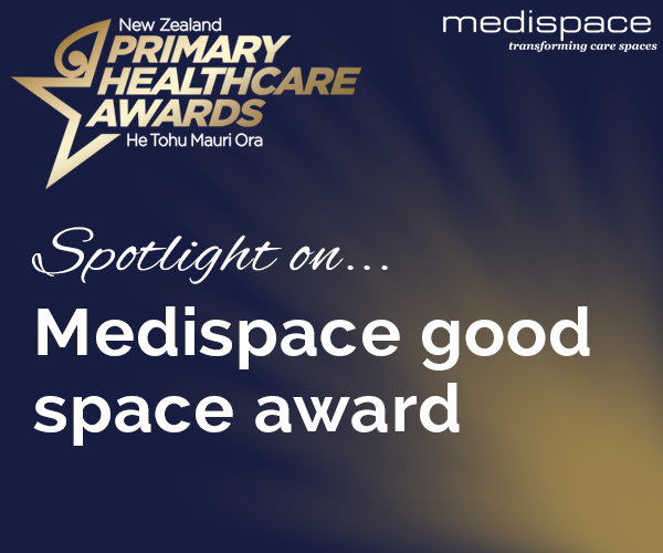Medispace good space award has updated criteria