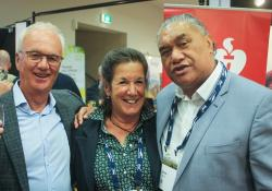 John Noble, Fiona Doolan-Noble, University of Otago, Adrian Te Patu, Public Health Association of New Zealand