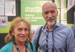 Liz Scott, Fiordland Medical Practice, Te Anau, Stephen Withington, Ashburton Hospital, Ashburton