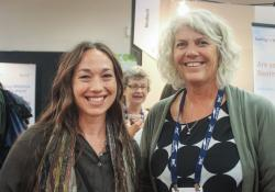Michelle Boltz, Kalispell Medical Centre, Montana, Maree Sharp, Te Tai Tokerau PHO, Northland